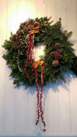 Handmade Christmas Wreaths