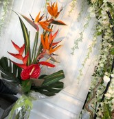 Tropical Hand-tied Bouquet