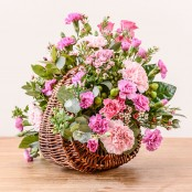 Sienna - Basket Arrangement