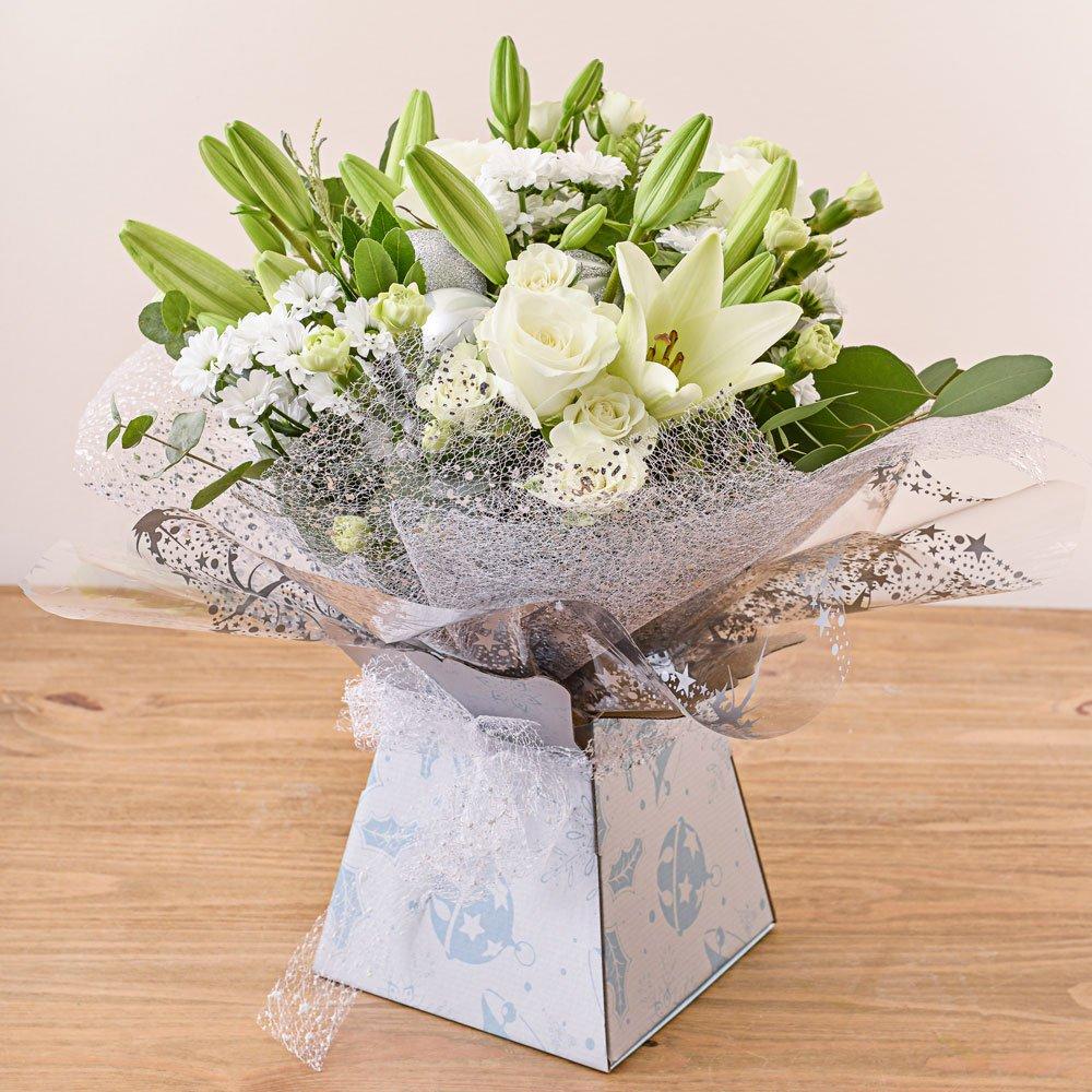 Ava hand tied bouquet flowers of kidderminster ava hand tied bouquet izmirmasajfo
