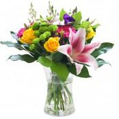 Elegant Vase Arrangement