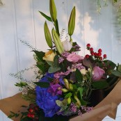 Fortnightly Flowers by Subscription